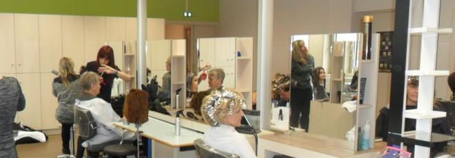 Le salon de coiffure p dagogique - Salon de coiffure arcachon ...
